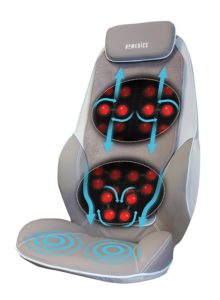 Homedics cbs 1000 EU Massageauflage Test